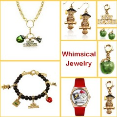 Whimsical Jewelry Gifts