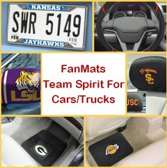 Fan Mats for Cars and Trucks